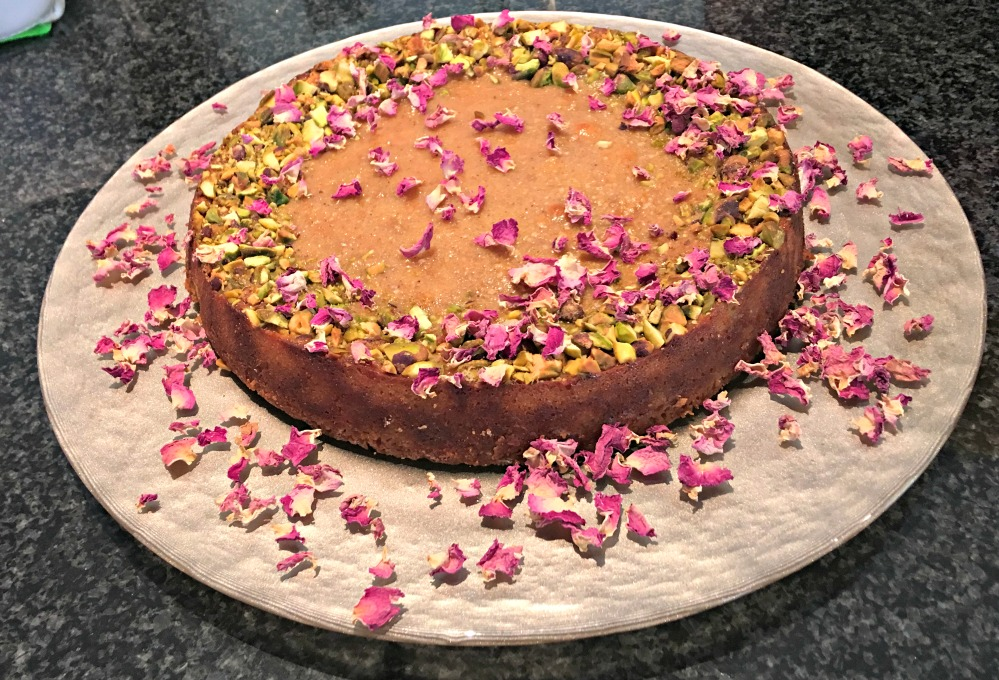 My Love Cake Images : Persian Love Cake - My Edible Archive